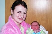 Mamince Radce Pernické z Vršovic u Loun se 19. února 2013 v 7.17 hodin narodil synek Radek Novák. Vážil 3285 gramů a měřil 52 centimetrů.