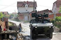 Pandury ze žatecké posádky už působí v Kosovu
