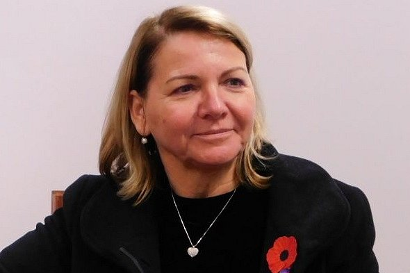 Zdeňka Hamousová, starostka města Žatec.
