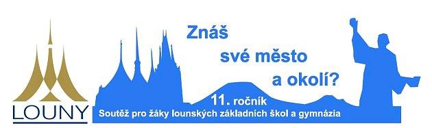 Logo soutěže Znáš své město a okolí?