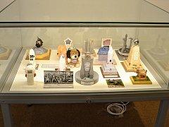 Vernisáž výstavy Lajka a psí kosmonauti v lounském muzeu