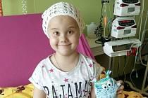 Magdalenka trpí vážnou nemocí.