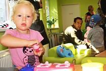 Otevření nové mateřské školy v Podbořanech