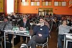Konference o možném umístění budoucího úložiště jaderného odpadu do lokality mezi Blatnem a Lubencem