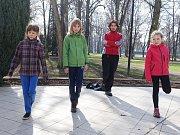 Mladí skauti v Lounech prověřili svou obratnost