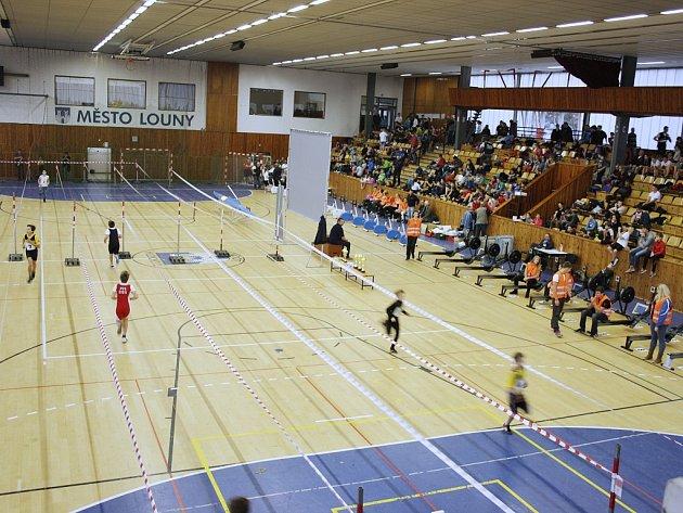Městské sportovní haly jsou v Lounech i Žatci. Nyní ji chtějí stavět také v Podbořanech. Ilustrační foto