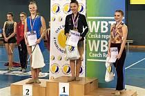 Žatecká Anička Trnkova vybojovala další mistrovské tituly.