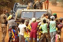 Vojáci ze žatecké posádky jsou součástí mise v Mali