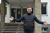 Vedoucí odboru strategických investic Povodí Ohře Jan Svejkovský.