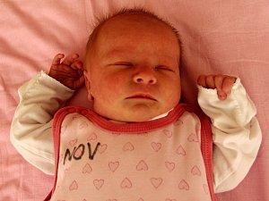 Sofie Keltnerová se narodila mamince Markétě Kočínové ze Žatce 7. října 2018 v 6.29 hodin. Vážila 3,16 kg, měřila 50 cm.