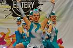 Taneční soutěž Elitery v Lounech