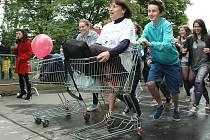 Charitativní Běh pro Paraple v Praze