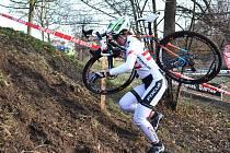 Národní pohár cyklokrosařů v Mladé Boleslavi
