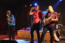 Vystoupení kapely Abraxas