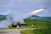 Strakoničtí vojáci budou střílet z protiletadlových raketových kompletů S-10M.