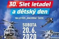 Na letišti Macerka bude v sobotu 30. slet letadel a dětský den.