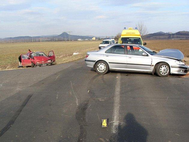 Vážná dopravní nehoda mezi Rvenicemi a Výškovem