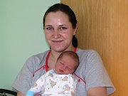 Ján Cesnek se narodil mamince Jitce Škrečkové ze Žatce 14. března 2017 v 3.55 hodin. Vážil 3,34 kg, měřil 48 cm.