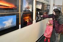 První letošní vernisáž v perucké Galerii UPlazíka proběhla o víkendu.