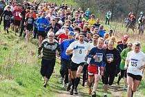 Žatecký půlmaraton 2013