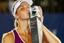 Tenistka Karolína Plíšková