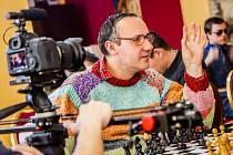 Žatečtí tvůrci zvolili pro festival téma šachu. Jejich snímek, plný svérázného humoru a recese, bude bojovat o přední příčky.