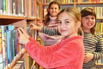 Děti v žatecké knihovně