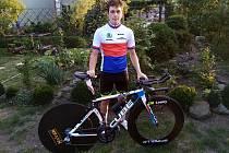 Cyklista Loun Pavel Jindřich
