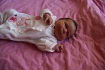 Viktorie Kateřina Hornová se narodila mamince Kateřině Hornové z Petrohradu  17. března v 16.38 hodin. Váha 3,64 kg, míra 52 cm. M