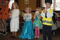 Karneval v Panenském Týnci
