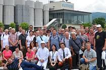 Čeští chmelaři navštívili Japonsko