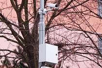 Nová mobilní kamera shlíží na ulice Loun