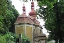 Kostel v Kryrech