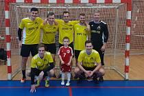 Vítězný Korpa tým