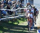 Národní pohár cyklokrosařů ve Slaném.