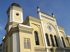 Židovská synagoga v Žatci