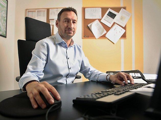Pavel Jonáš, předseda představenstva Energie Holding