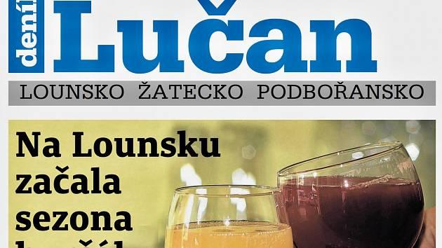 Týdeník Lučan z 11. září 2018