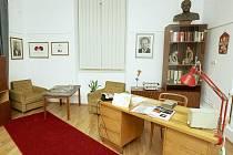Nová výstava se věnuje dvacetiletému výročí od tzv. sametové revoluce.