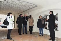 Hodnotící komise pro soutěž Historické město roku navštívila Žatec