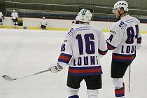 HC Slovan Louny. Ilustrační foto