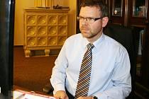 Jan Kerner, bývalý starosta Loun, na archivním snímku