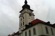 Žatecká radnice. Ilustrační foto