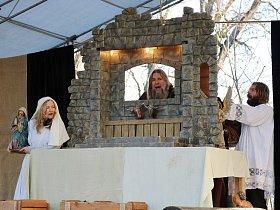 Adventní setkání na Novém Hradě v Jimlíně