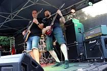 V Postoloprtech bude v sobotu nový hudební festival. Odstartuje jej domácí formace Kočkuzblajs.