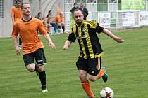 Vroutek - Kryry (černo-žluté dresy)
