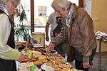 Jablečné slavnosti v lounské knihovně