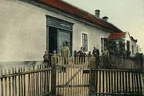 Drahomyšl - obec mezi Žatcem a Louny