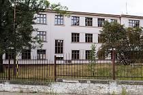 Kasárna v Rakovníku.