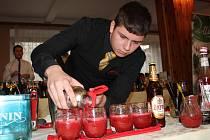Soutěž barmanů v Žatci